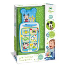 Jucarie interactiva Clementoni - Smartphone Mickey Mouse