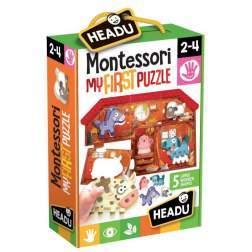 Primul Meu Puzzle Montessori - Ferma