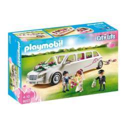 Set Playmobil City Life - Limuzina Nunta 9227