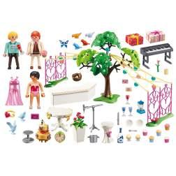 Set Playmobil City Life - Festivitate De Nunta 9228