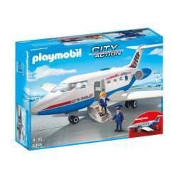 Set Playmobil City Action - Avion De Pasageri 5395