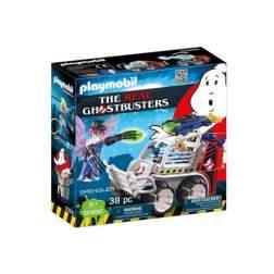 Set Playmobil City Life - Spengler Si Masinuta 9386