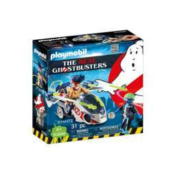 Set Playmobil City Life - Stantz Si Motocicleta 9388