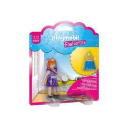 Set Playmobil City Life - Fetita In Tinuta De Oras 6885