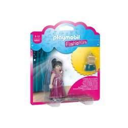 Set Playmobil City Life - Fetita In Tinuta De Petrecere 6881