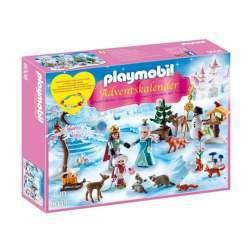 Set Playmobil Craciun - Calendar Craciun - Patinaj Pe Gheata 9008