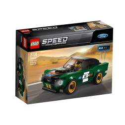 LEGO 1968 Ford Mustang Fastback - LEGO 75884 (Speed Champions)
