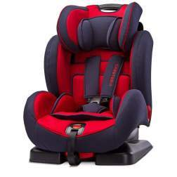 Scaun auto Caretero ANGELO, 9-36 Kg, Red