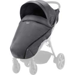 Kit Culoare Britax-Romer B-Agile Plus/B-Motion Plus - Black Denim & Husa de picioare