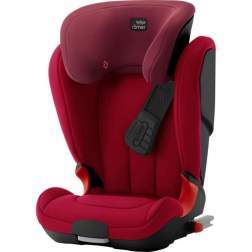 Scaun auto Britax-Romer KIDFIX XP, Black Series Flame Red
