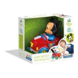 Jucarie De Tras Clementoni - Masinuta Mickey