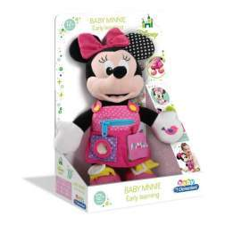 Plus Clementoni Minnie Mouse - Invata Primele Abilitati