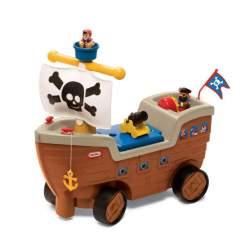 Barca Piratilor Little Tikes - Joaca-Te Si Plimba-Te