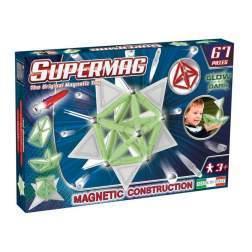 Set Constructie Supermag Luminos 67 Piese