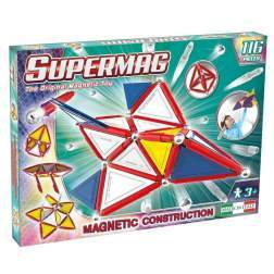 Set Constructie Supermag Primary 116 Piese