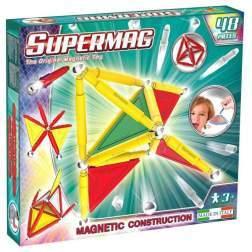 Set Constructie Supermag Primary 48 Piese