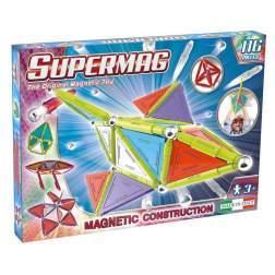 Set Constructie Supermag Trendy 116 Piese