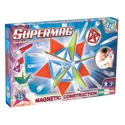 Set Constructie Supermag Trendy 67 Piese