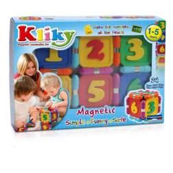 Supermag Kliky - Set Magnetic Sa Invatam Numerele