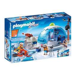 Set Playmobil Action - Expeditie Polara 9055