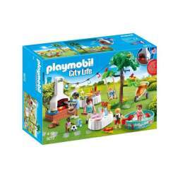 Set Playmobil City Life - Petrecere In Gradina 9272