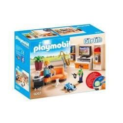 Set Playmobil City Life - Sufragerie 9267