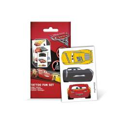 Tatuaje Fun Set Cars 3 57644