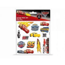 Tatuaje Mega Set Cars 3 57675