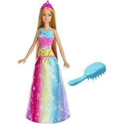 Barbie Brush Brights Feature Princess FRB12