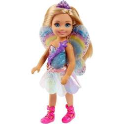 Barbie Dreamtopia Doll And Fashions Asst FJC99