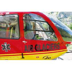 Macheta Elicopter Ec135 Air-Glaciers RV4986