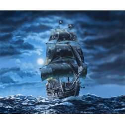 Macheta Revell - Black Pearl - Editie Limtata RV5699