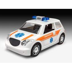 Masinuta Junior Kit Revell - Masina De Salvare RV0805