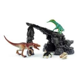 Figurina Schleich - Pestera Cu Dino SL41461