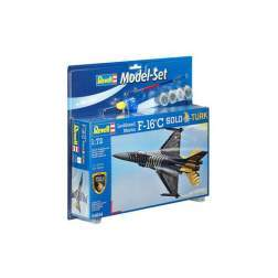 Model Set F-16 C Solo Turk - Revell 64844 RV64844