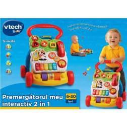 Vtech - Premergator Primii Pasi Vt77012