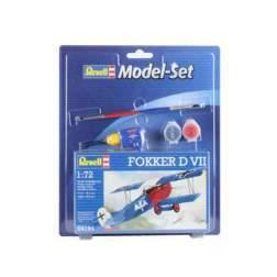 Aeromachete Revell Model Set Fokker D VII