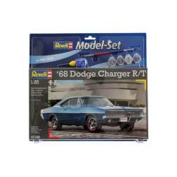 Automachete Revell Model Set 1968 Dodge Charger (2 in 1)