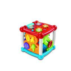Jucarie interactiva Vtech - Cubul Magic, limba romana