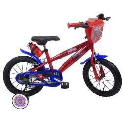 Bicicleta Denver Spiderman 14""