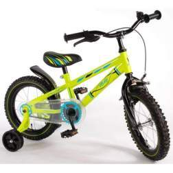 Bicicleta E&L Blade Electric Green 14""