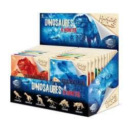 Buki - Dinozaur din lemn (diverse modele)
