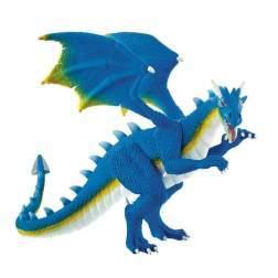 Figurina Bullyland - Dragonul de Apa Aquarius