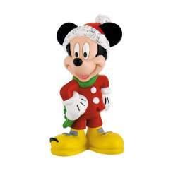 Figurina Bullyland - Mickey Craciun