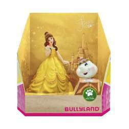 Set figurine Bullyland - Frumoasa si Bestia - 2 figurine