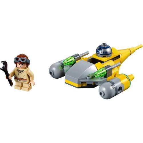 LEGO Naboo Starfighter Microfighter - LEGO 75223 (Star Wars)