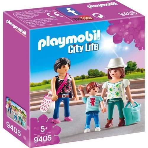 Set Playmobil City Life - La Cumparaturi 9405