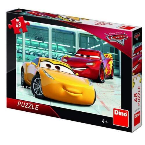 Puzzle - Cars 3 (48 piese)