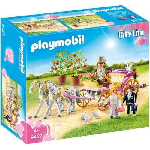 Set Playmobil City Life - Trasura Mirilor 9427