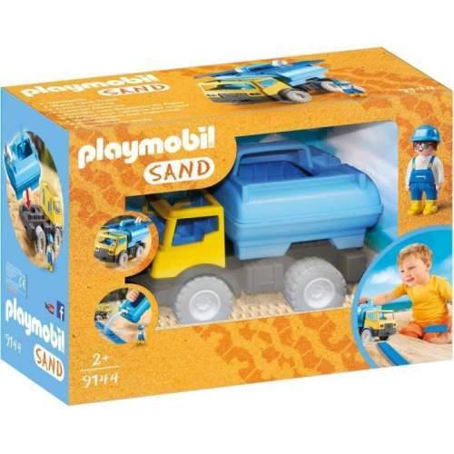 Set Playmobil Diverse - Jucarie Pentru Nisip - Cisterna Apa 9144